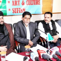 Return to Sufism only way to achieve peace in J&K: Rizvi