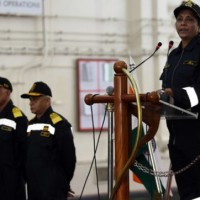 Navy capable of defending India against any threat: Defence Minister Nirmala Sitharaman