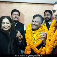 BJP wins all three mayoral seats in Chandigarh civic body