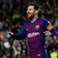 Not going to speculate on Messi's future, says Barca coach Setien