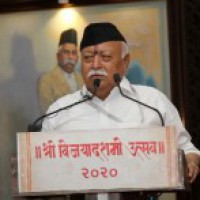 RSS lays emphasis on self-reliance, self-employment at meet