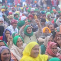 Farmers' issues fail to strike a chord among people