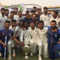 Vidarbha beat Delhi to clinch maiden Ranji Trophy