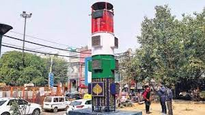 दिल्ली का पहला स्मॉग टावर 15 अगस्त तक बनकर होगा तैयार