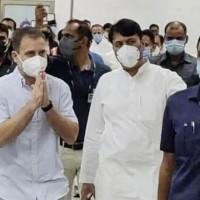राहुल गांधी सूरत हवाई अड्डे से सीधे कोर्ट पहुंचे, मानहानि केस में अपना बयान दर्ज कराएंगे