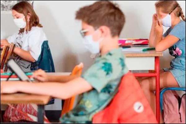 वाशिंगटन में शर्तों के साथ पूरी तरह खुले स्कूल, छात्रों को पहनना होगा मास्क -कोरोना वायरस के संक्रमण को फैलने से रोकने के लिए तैयार किया गया है