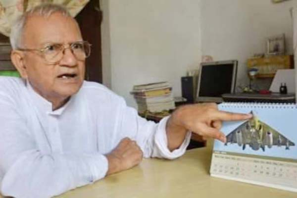 तेजस बनाने वाले पद्मश्री डॉ. मानस बिहारी वर्मा का हार्ट अटैक से निधन