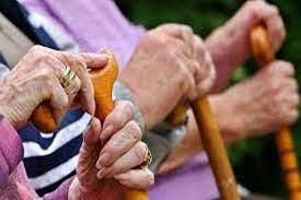 तनाव को कम करने के लिए बुजुर्ग ढूंढ रहे पार्टनर
