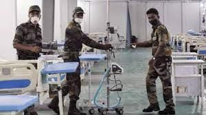 दिल्ली में कोरोना के हालात से निबटने के लिए सेना की मदद पर विचार कर रहे रक्षामंत्री राजनाथ सिंह