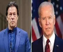 इमरान खान की हरकतों से नाराज हैं बाइडेन, पाकिस्तान भुगत रहा खामियाजा - पूर्व मंत्री ने इमरान खान को अमेरिकी राष्ट्रपति को पत्र लिख पाकिस्तान की स्थिति स्पष्ट करने की सलाह दी