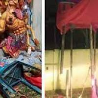 दुर्गा पूजा पर बांग्लादेश में जगह-जगह छिड़े दंगे मंदिरों में तोड़फोड़ के बाद 3 की मौत