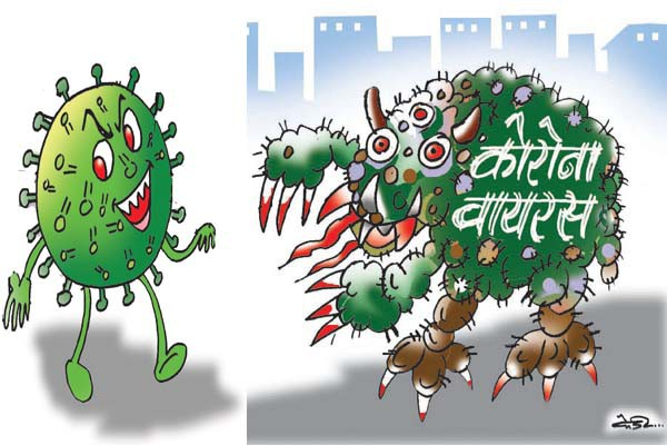 शुक्रवार को मिले कोरोना वायरस के 6000 से अधिक मामले, एक माह में संक्रमण 6 गुना हुआ