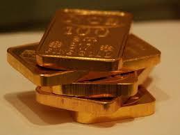 सोना 8 साल के ऊपरी स्तर से फिसला