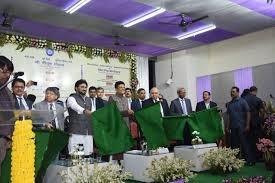 रेल मंत्री पीयूष गोयल ने कोलकाता मेट्रो के पूर्व-पश्चिम कॅारिडोर के पहले चरण का किया उद्धाटन किया