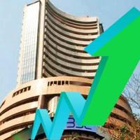 शेयर बाजार बढ़त के साथ बंद