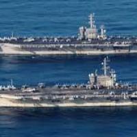 दक्षिण चीन सागर में अमेरिकी नौसेना के युद्धाभ्यास पर चीन बौखलाया, दी मिसाइल हमले की 'धमकी'